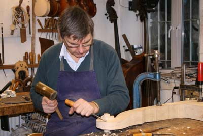 Malcolm making instruments